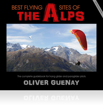 Best Flying Sites of the Alps by Oliver Guenay