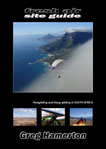 Paragliding and hang gliding in South Africa